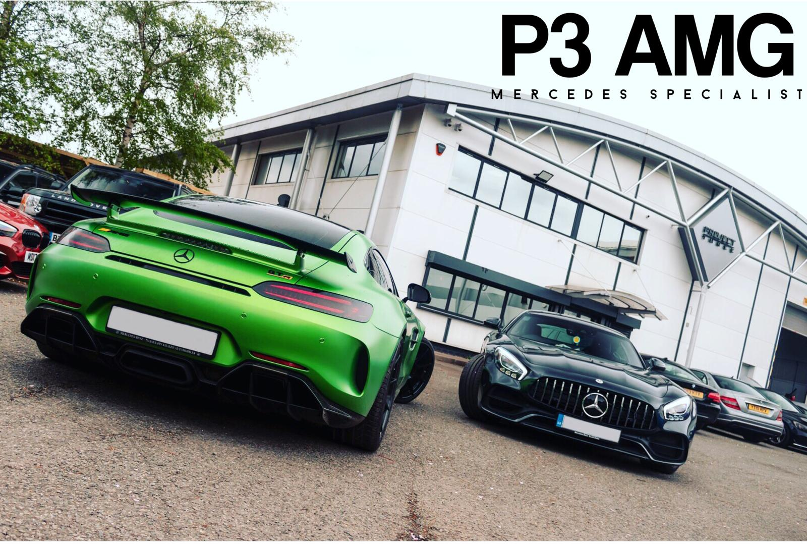 Welcome to P3 AMG - P3 AMG